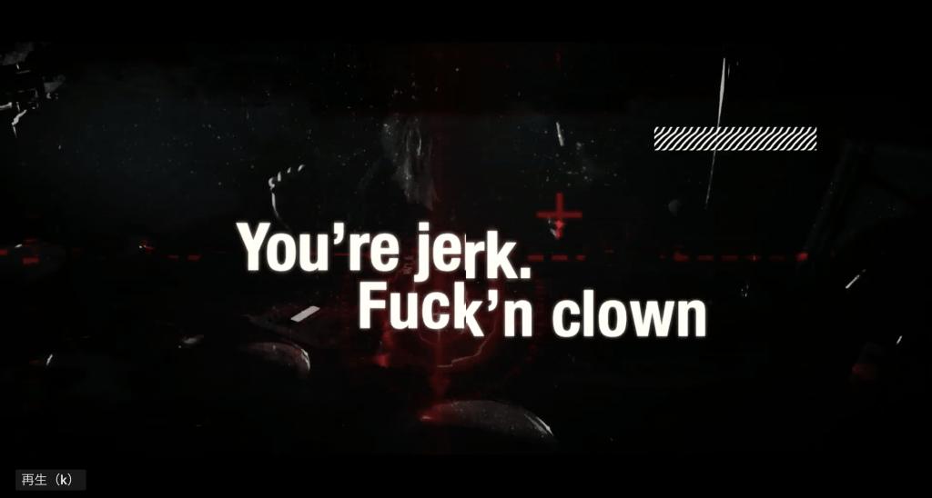 F.WALT「Duty of clown」