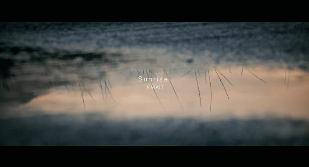 F.WALT 「Sunrise feat. a m i 」